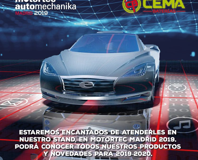 MOTORTEC MADRID 2019