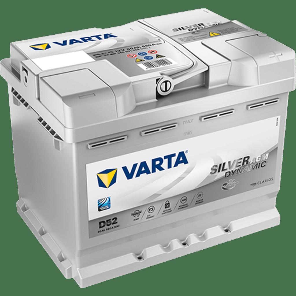 D52_VARTA silver dynamic agm