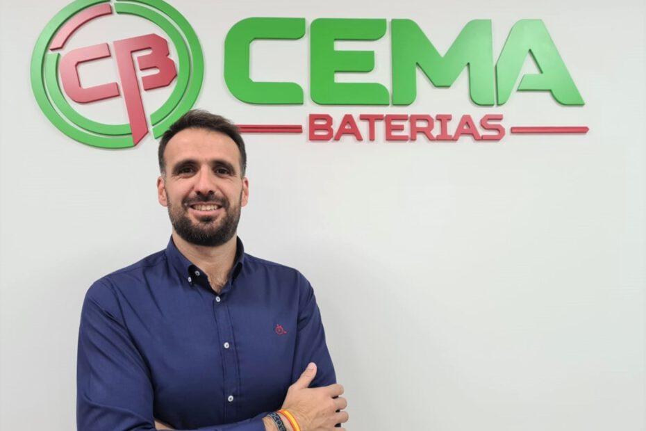Rafa Fernández, fundador y CEO de CEMA Baterías