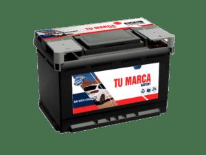 marca de baterías personalizada con CEMA Baterías