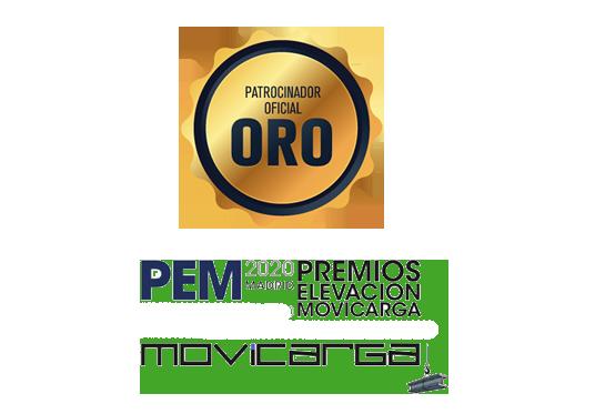 CEMA Baterías patrocinador oro Premios Elevación Movicarga 2021