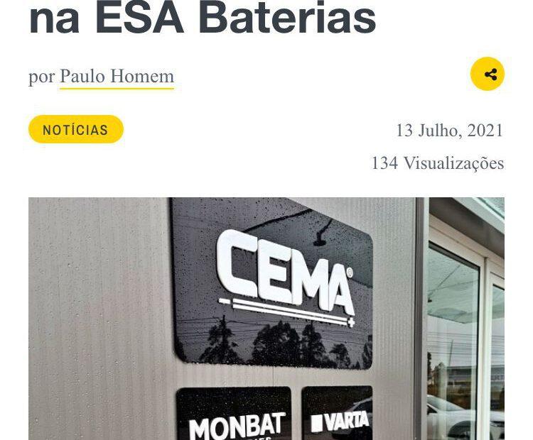 Pósvenda publica la expansión de CEMA Baterías